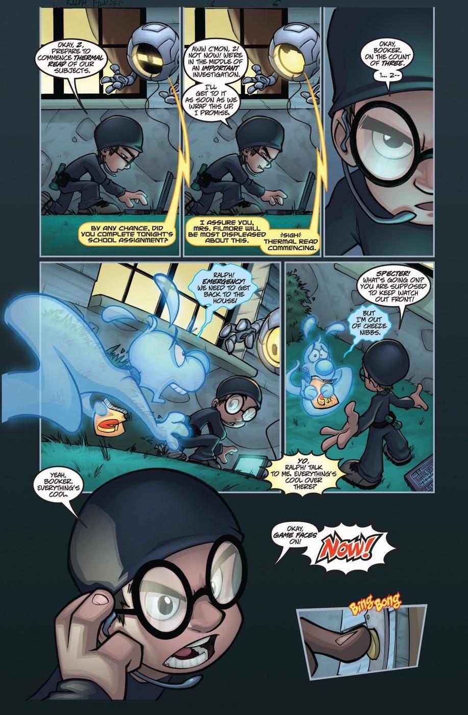Read online Ralph Filmore comic -  Issue # Full - 9