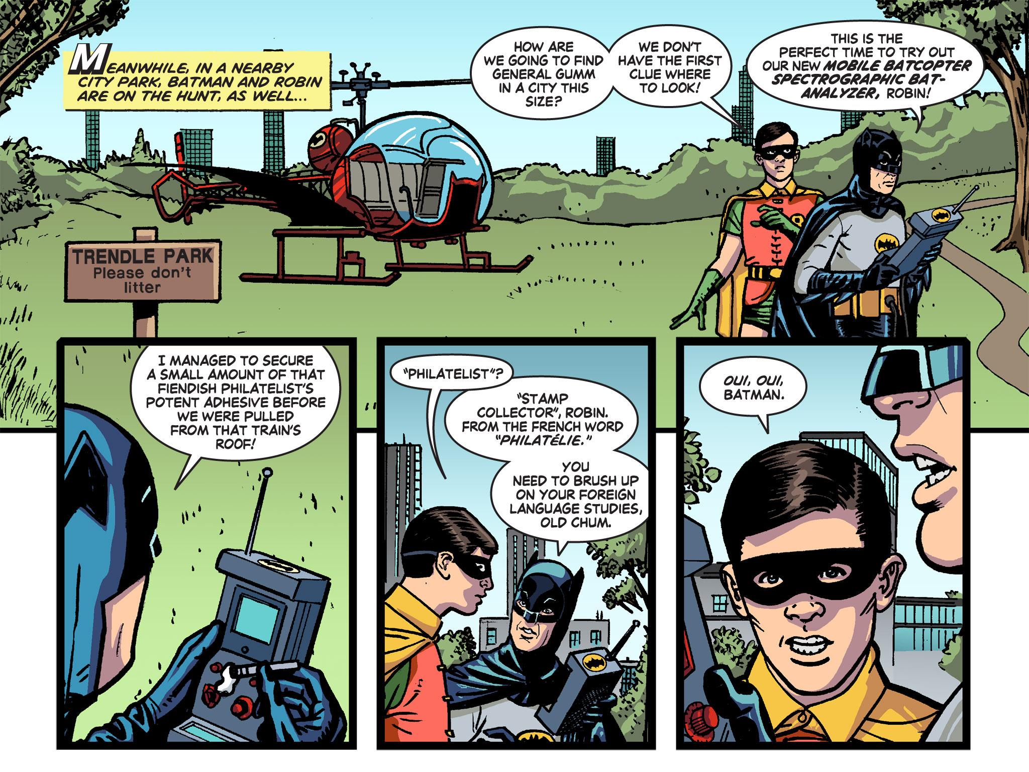 Read online Batman '66 Meets the Green Hornet [II] comic -  Issue #4 - 67