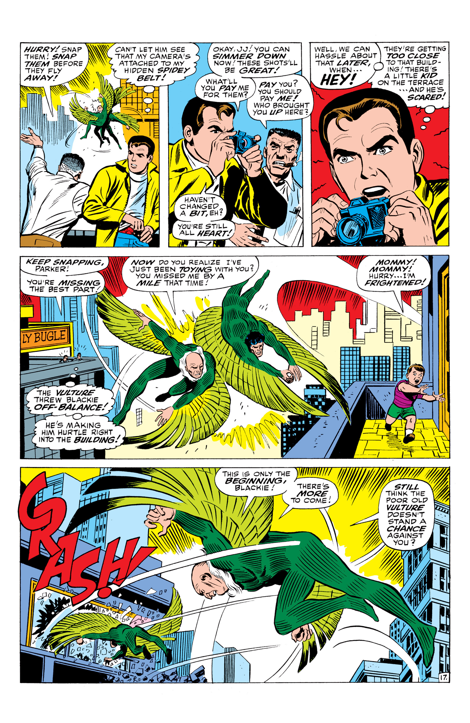 The Amazing Spider-Man (1963) 63 Page 17