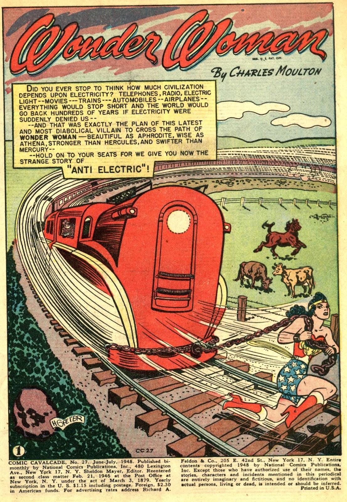 Comic Cavalcade issue 27 - Page 3