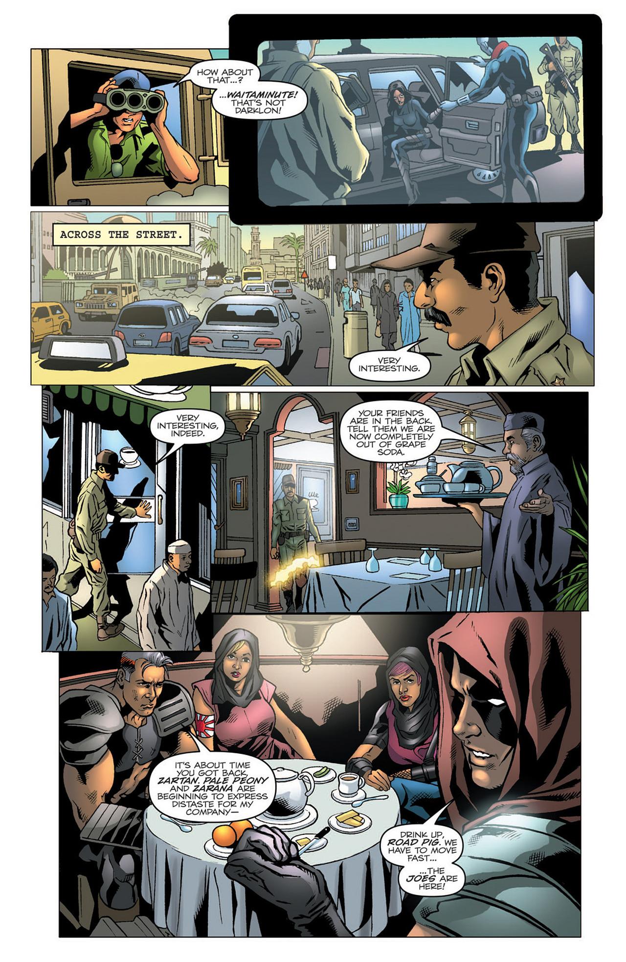 G.I. Joe: A Real American Hero 184 Page 12