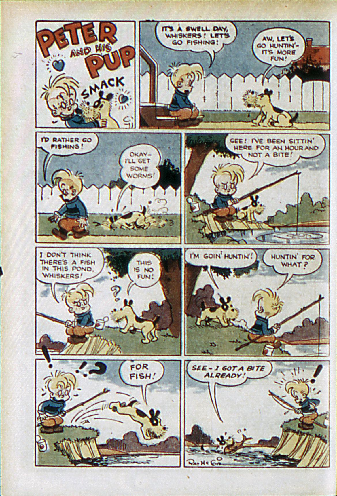 Read online Adventure Comics (1938) comic -  Issue #61 - 31