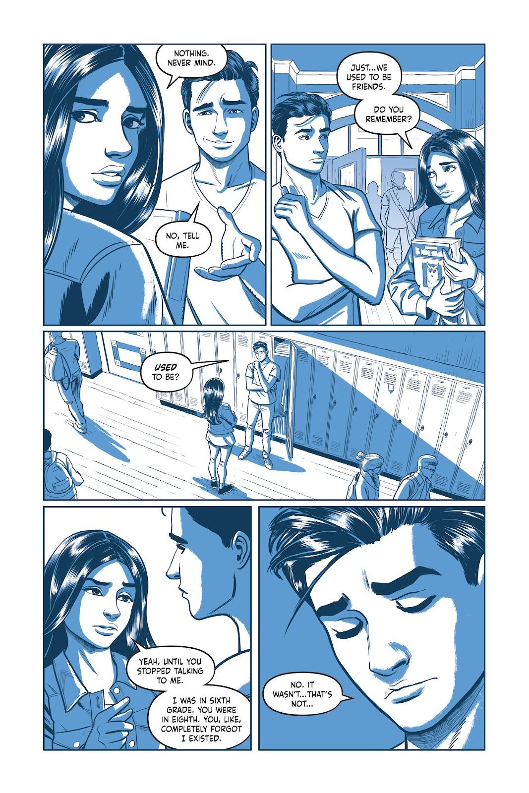 Read online Mera: Tidebreaker comic -  Issue # TPB (Part 2) - 101