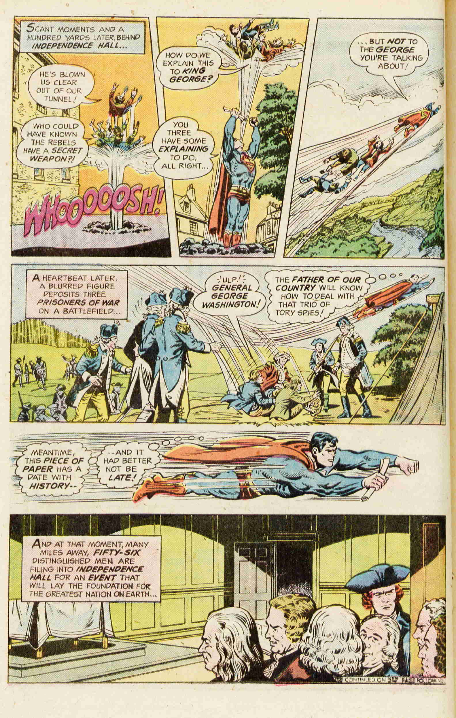 Read online Action Comics (1938) comic -  Issue #463 - 13
