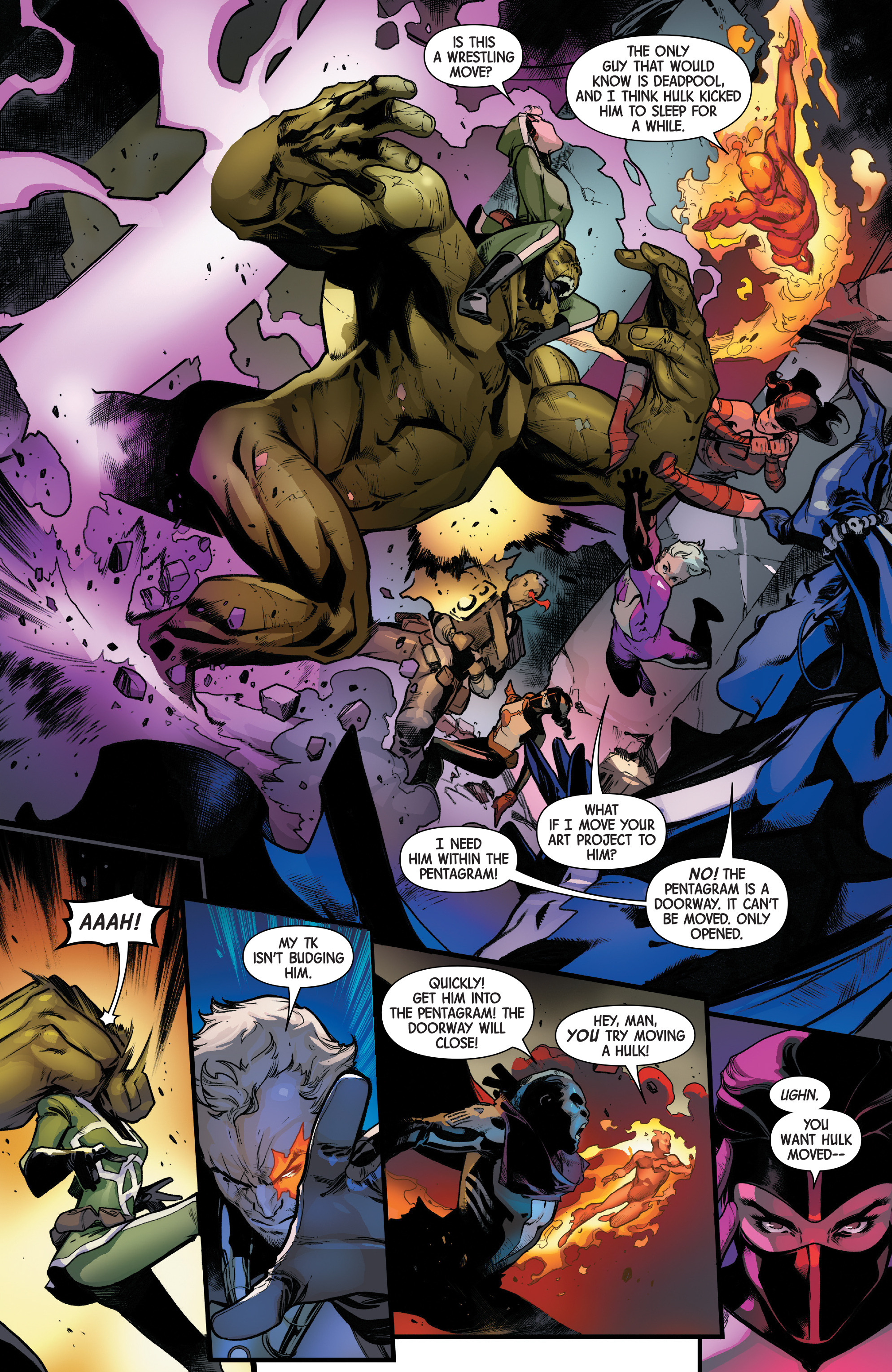 Read online Uncanny Avengers [II] comic -  Issue #17 - 11