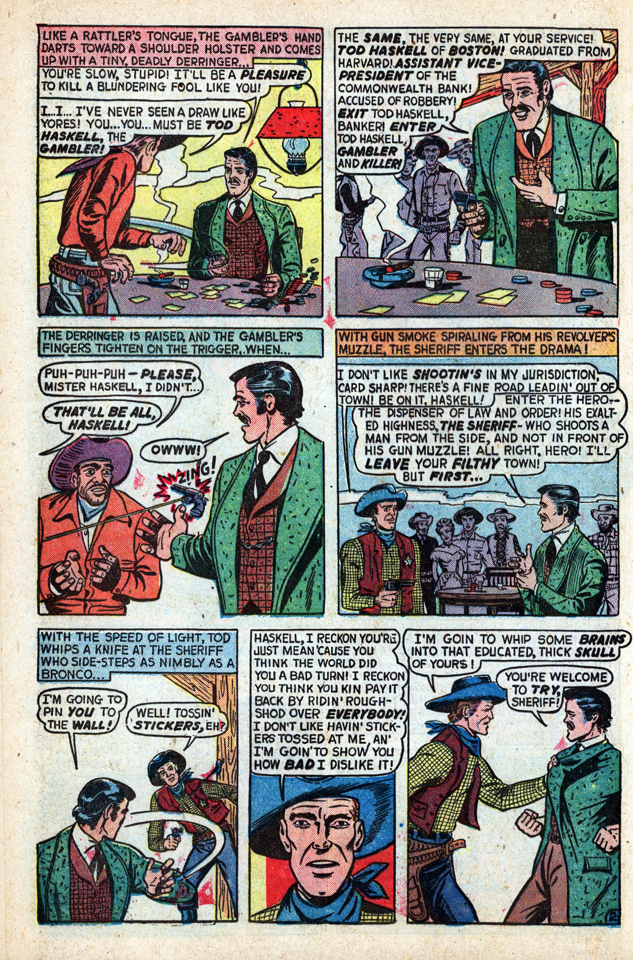 Read online Two-Gun Kid comic -  Issue #4 - 36
