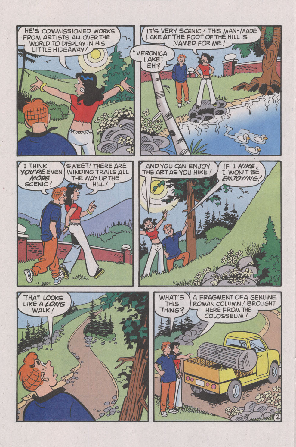 Read online Archie (1960) comic -  Issue #539 - 30