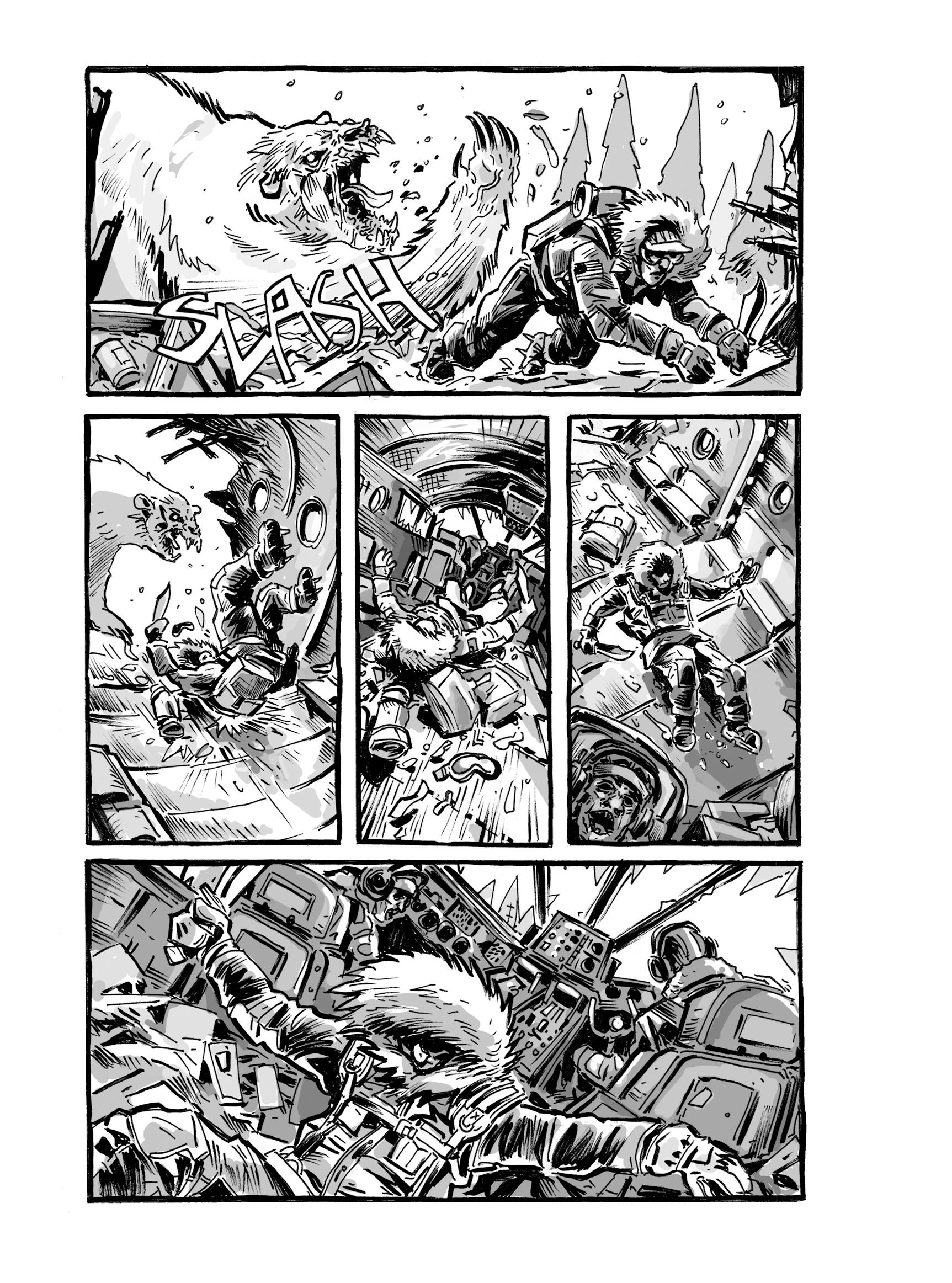 Read online FUBAR comic -  Issue #2 - 149