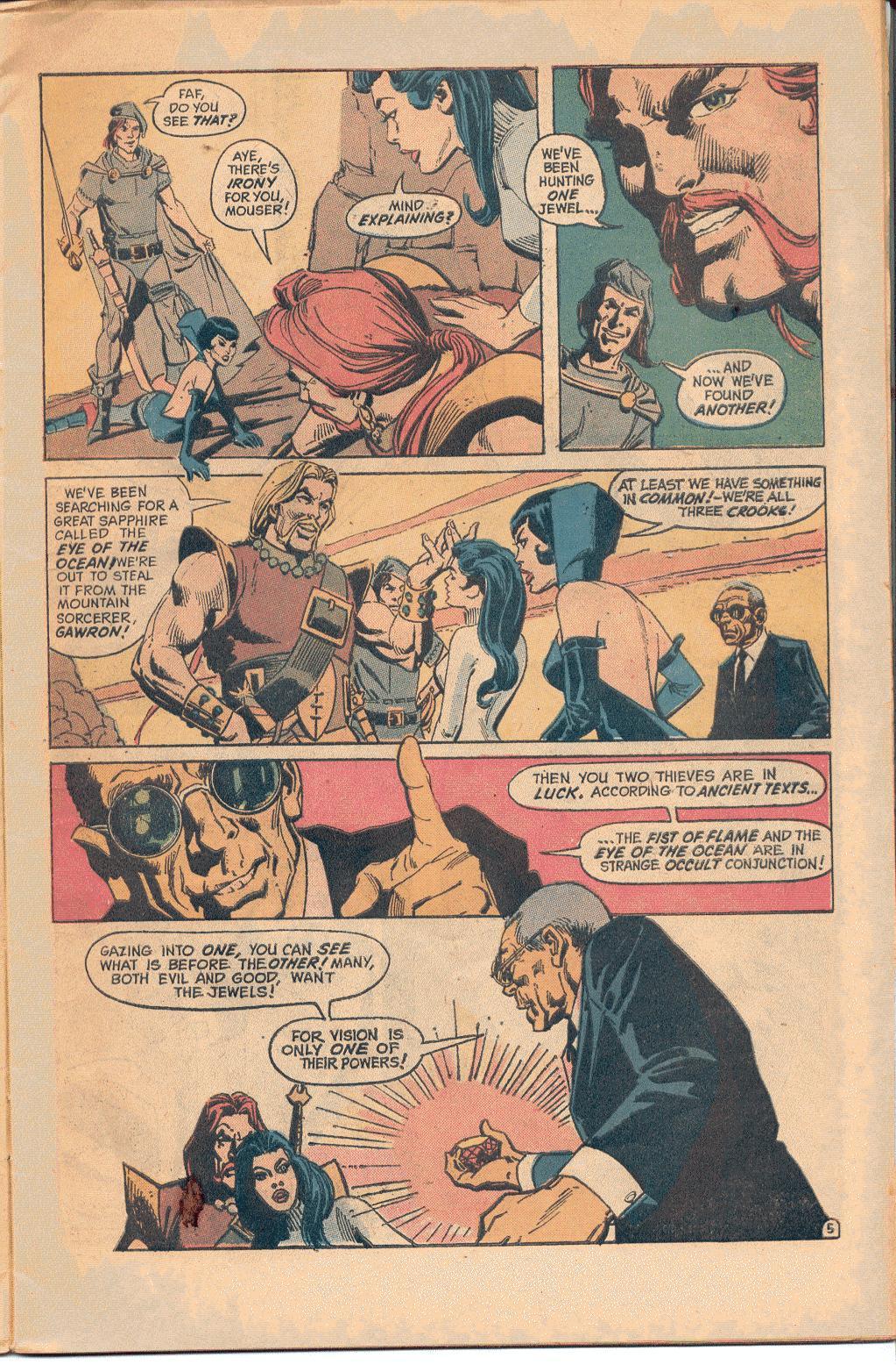 Read online Wonder Woman (1942) comic -  Issue #202 - 6