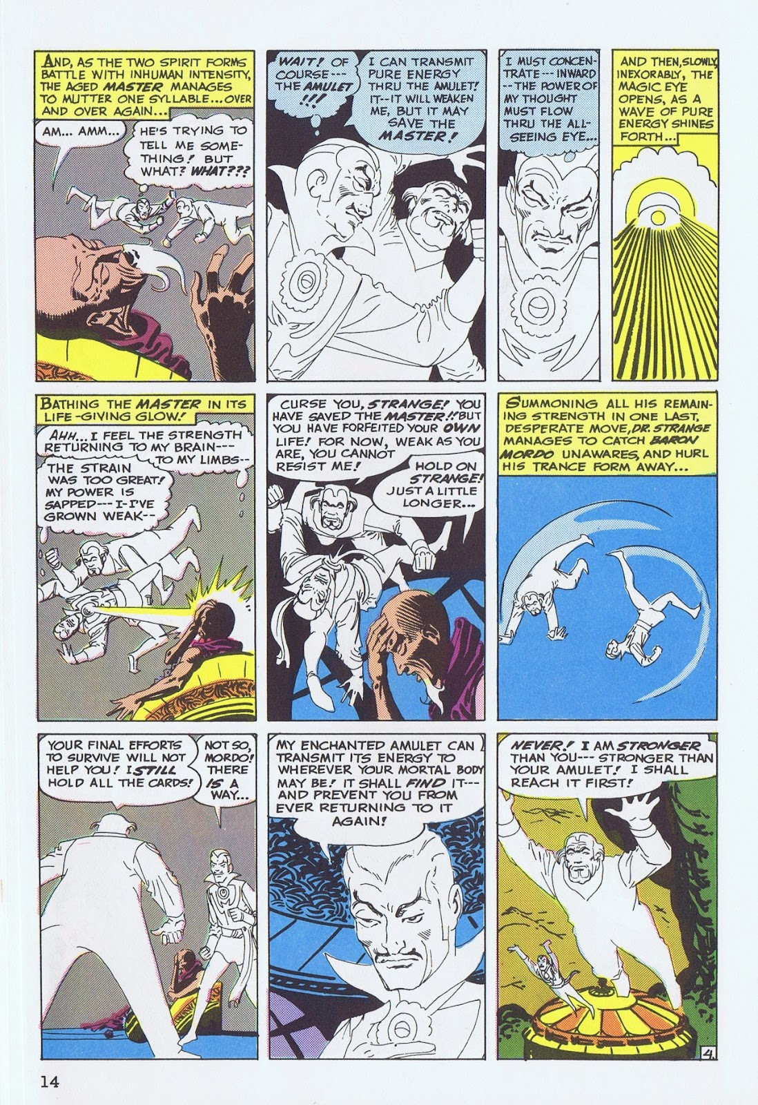 Doctor Strange: Master of the Mystic Arts issue TPB - Page 12