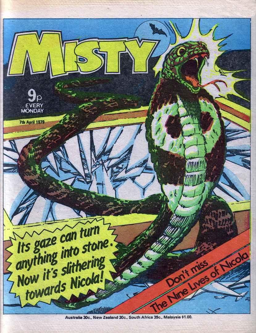 Misty 61 Page 1