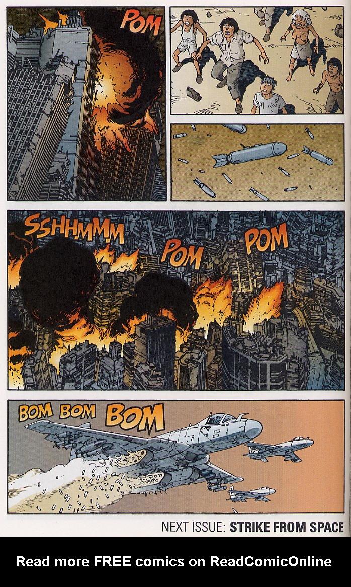 Read online Akira comic -  Issue #32 - 65