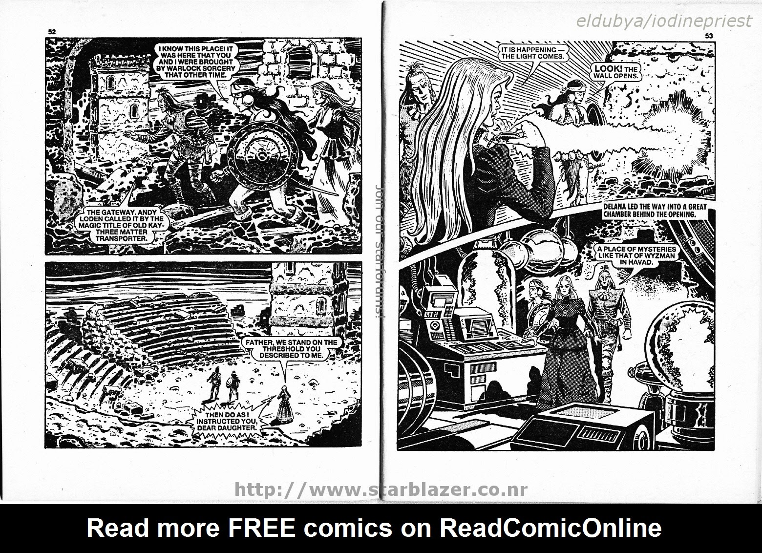 Starblazer issue 267 - Page 28