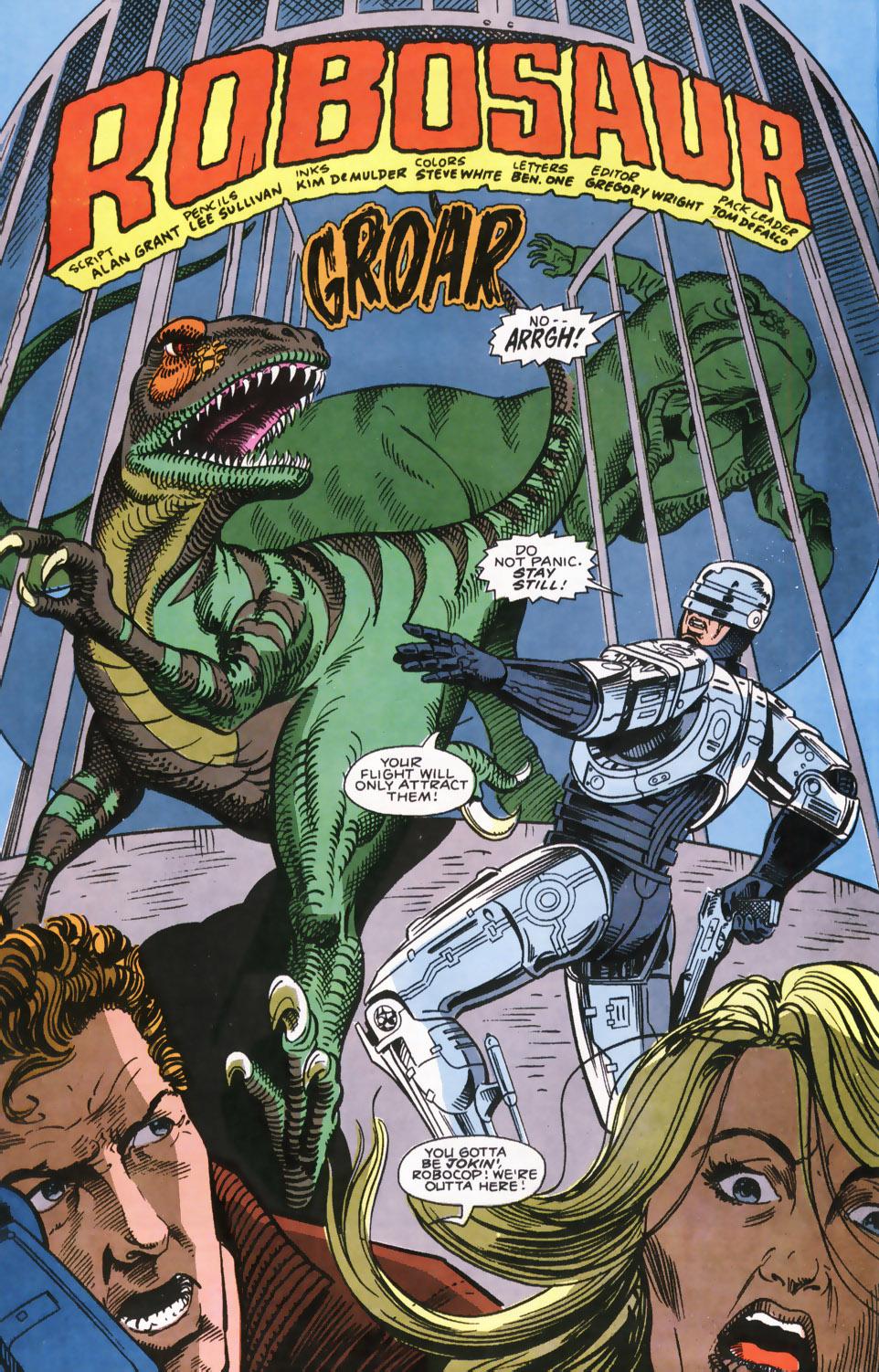 Read online Robocop (1990) comic -  Issue #7 - 3