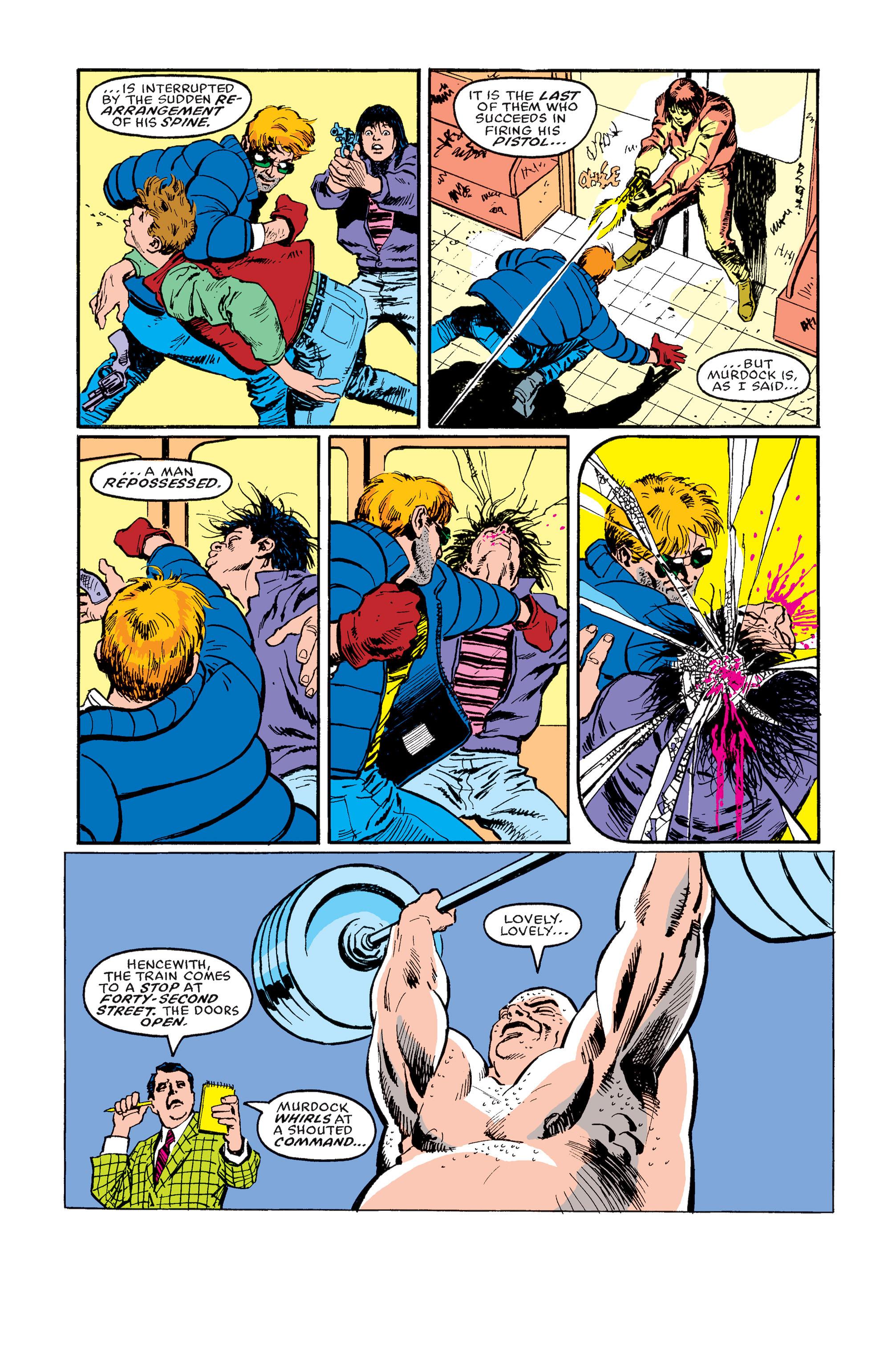 Read online Daredevil: Born Again comic -  Issue # Full - 65