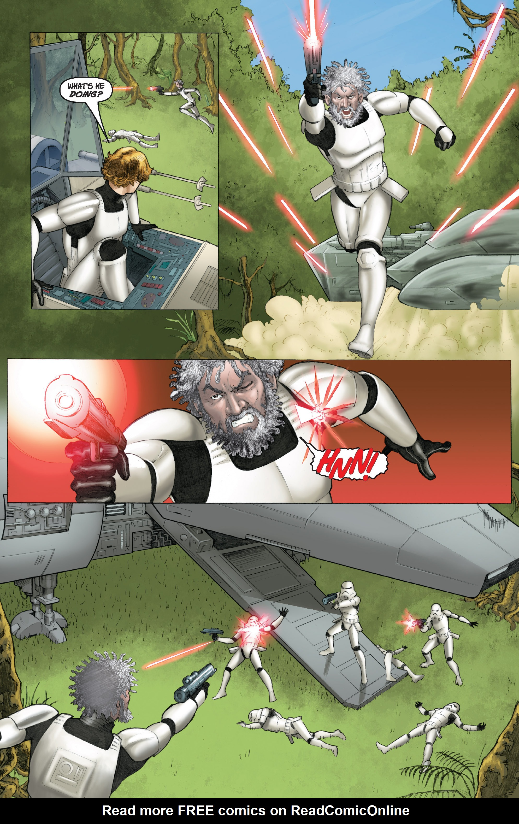 Read online Star Wars Omnibus comic -  Issue # Vol. 20 - 43