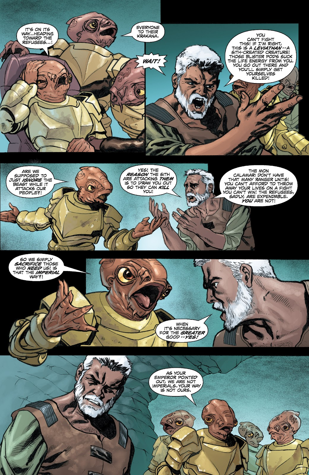 Read online Star Wars Legends: Legacy - Epic Collection comic -  Issue # TPB 2 (Part 4) - 26