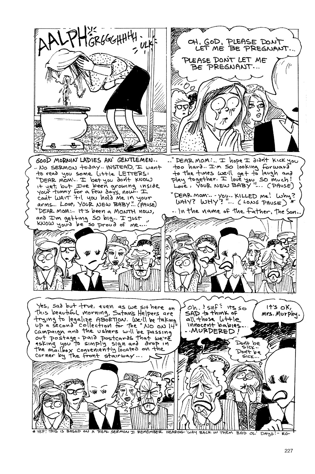 Read online Life's a Bitch: The Complete Bitchy Bitch Stories comic -  Issue # TPB (Part 3) - 21
