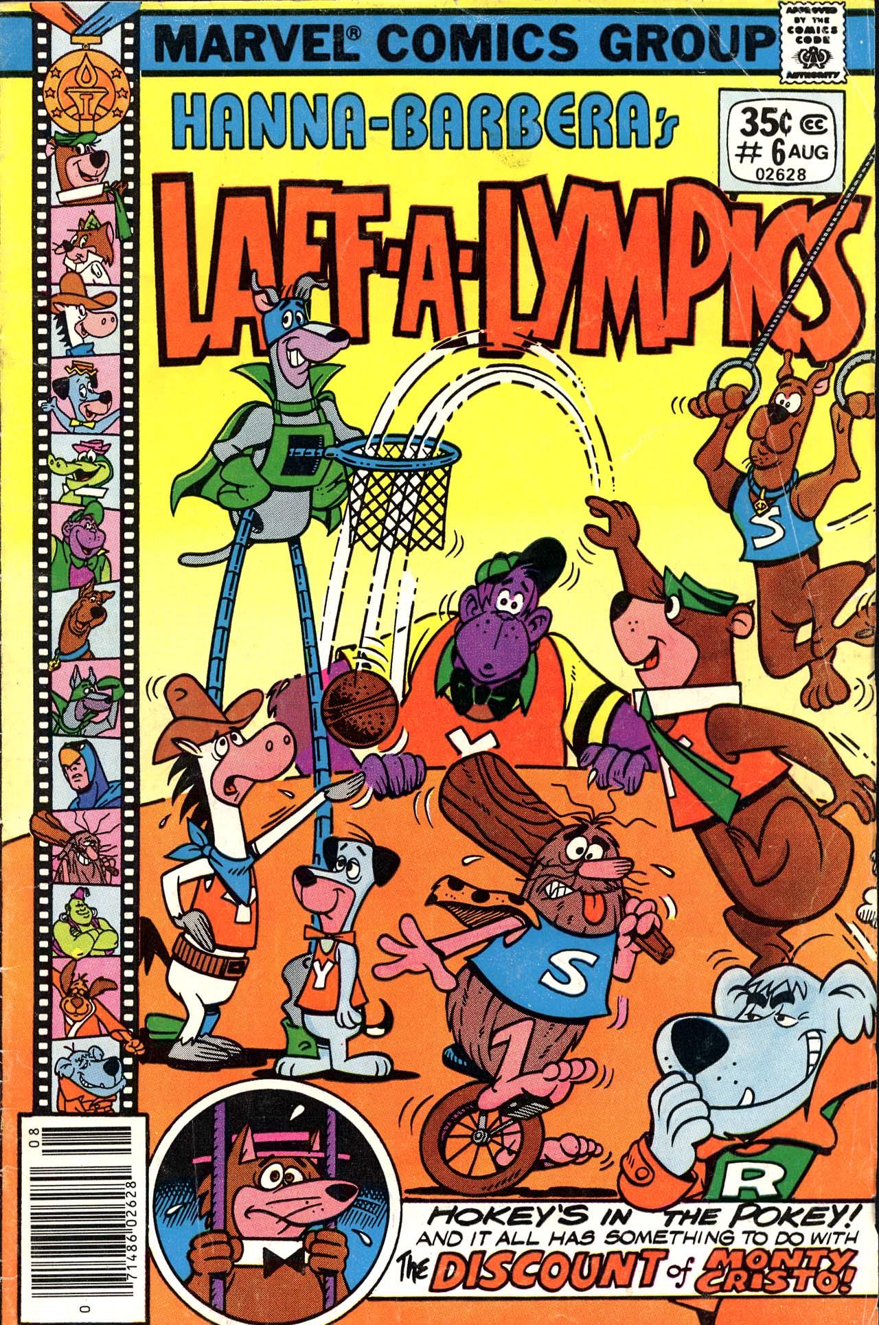 Laff-a-lympics 6 Page 1