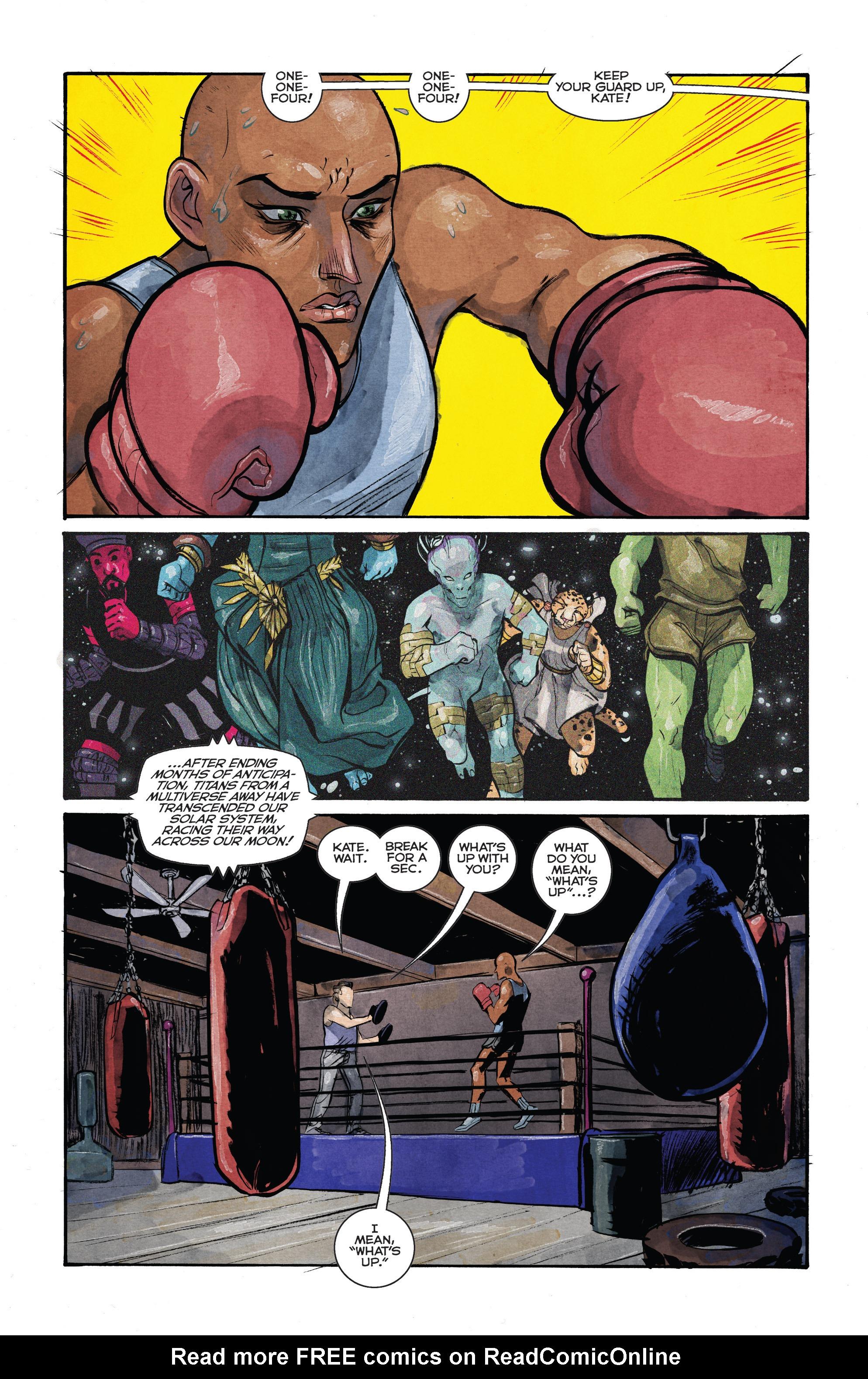 Read online Shutter comic -  Issue #23 - 3