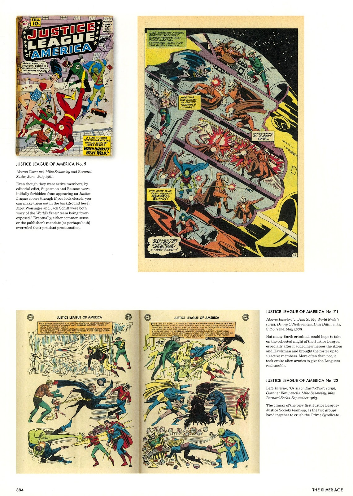 Read online 75 Years Of DC Comics comic -  Issue # TPB (Part 4) - 99