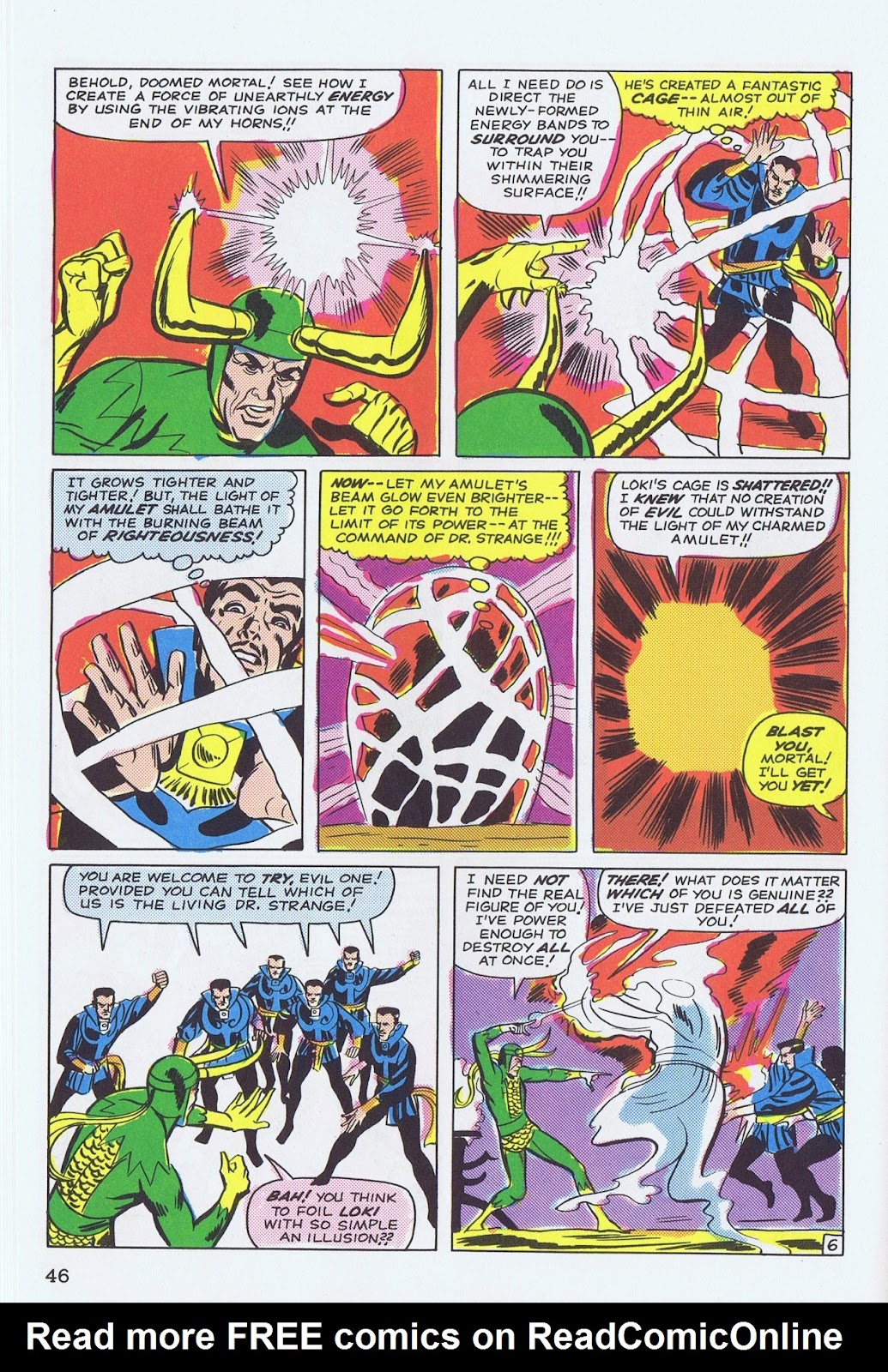 Doctor Strange: Master of the Mystic Arts issue TPB - Page 44