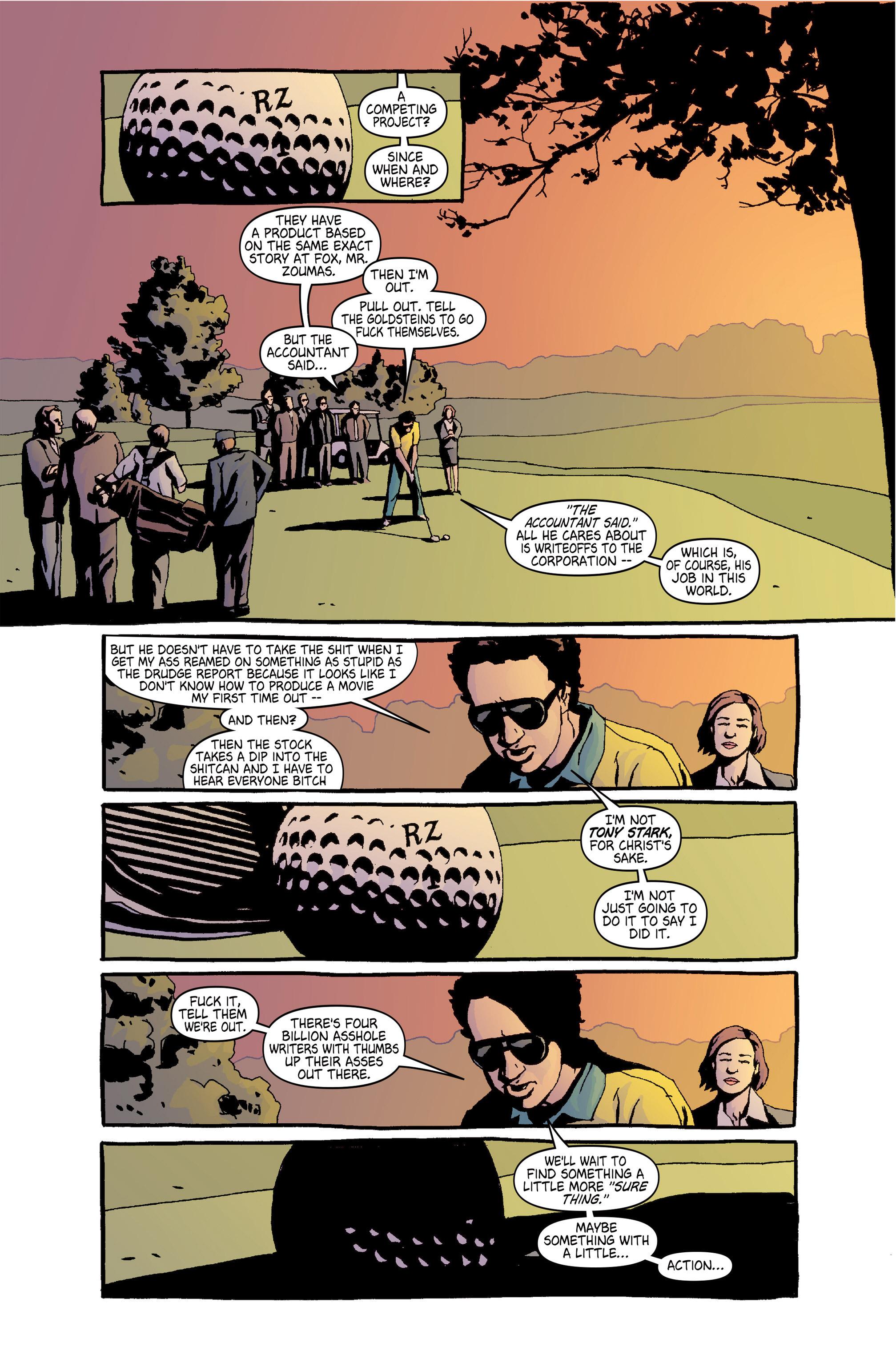Read online Alias comic -  Issue #5 - 7