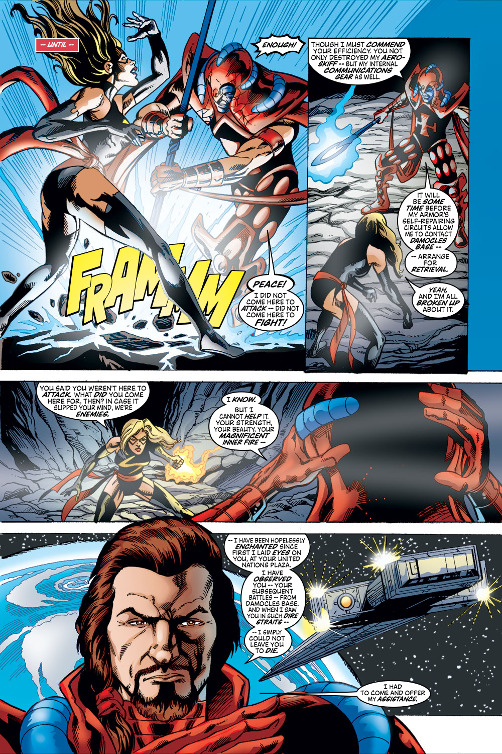 Read online Avengers (1998) comic -  Issue #47 - 10