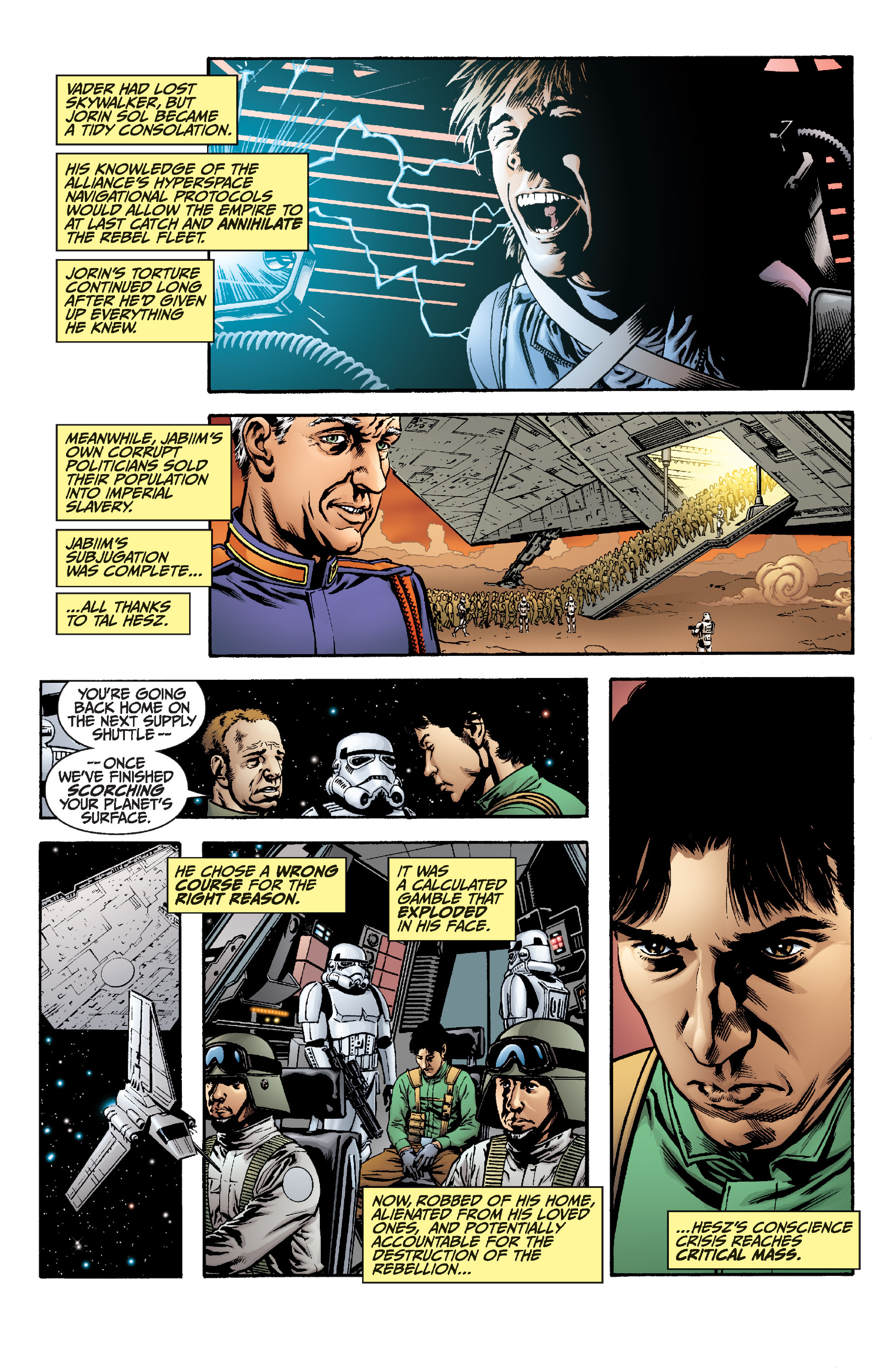 Read online Star Wars Omnibus comic -  Issue # Vol. 22 - 318