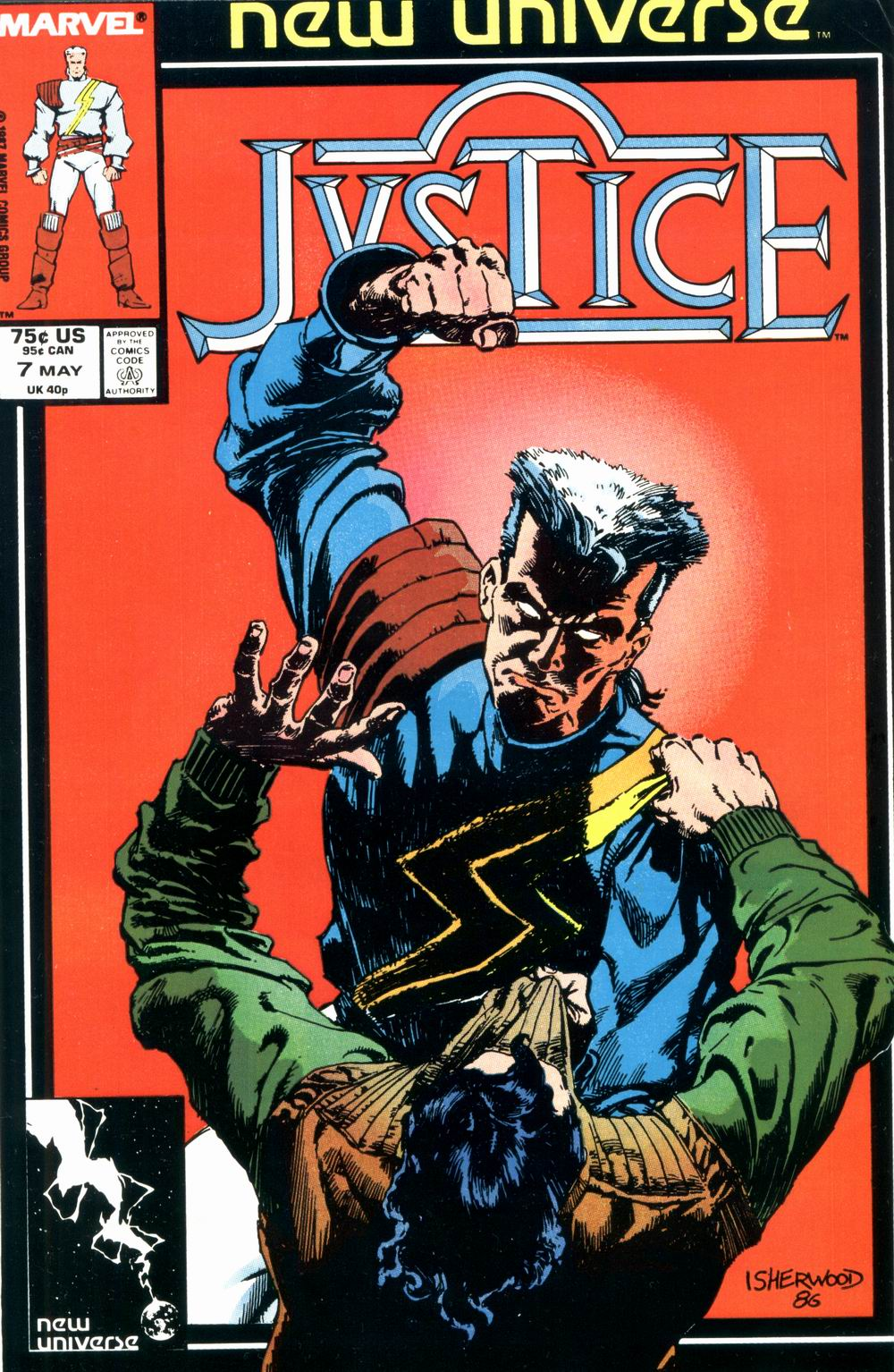 Justice (1986) 7 Page 1