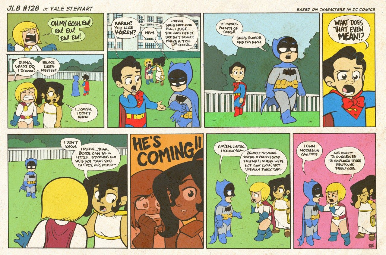 Read online JL8 – The Complete Collection comic -  Issue # TPB (Part 1) - 68