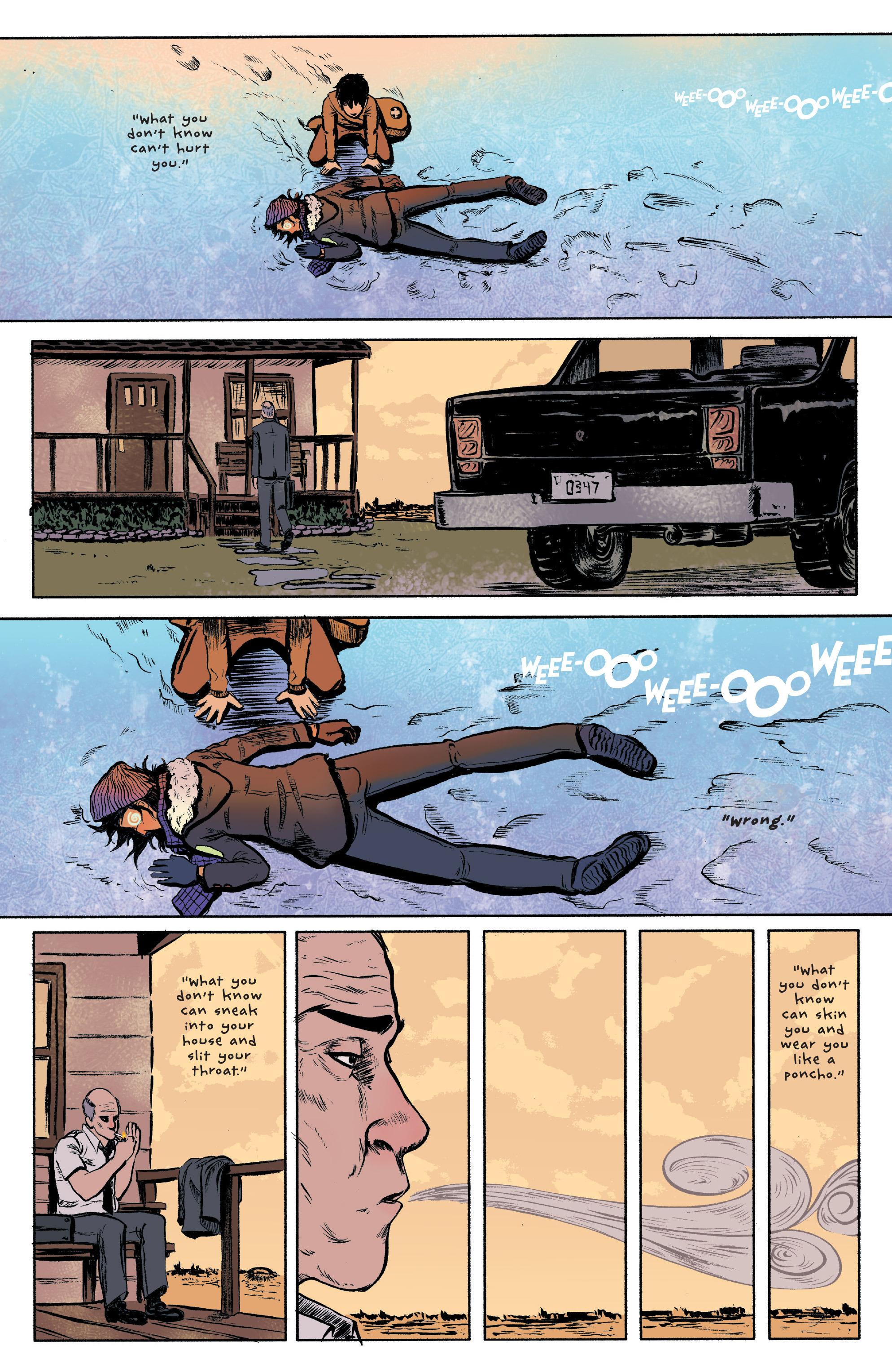 Read online UFOlogy comic -  Issue #2 - 3