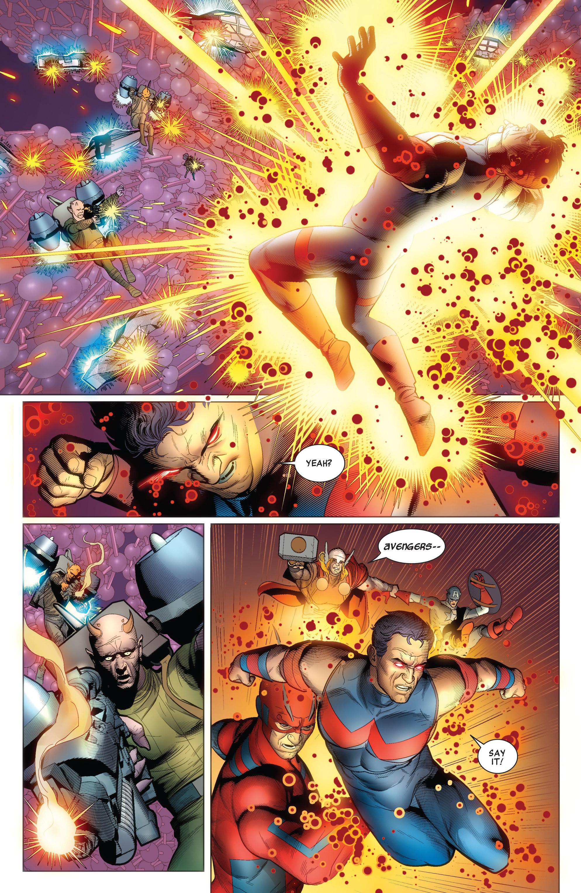 Read online Avengers (2010) comic -  Issue #34 - 15