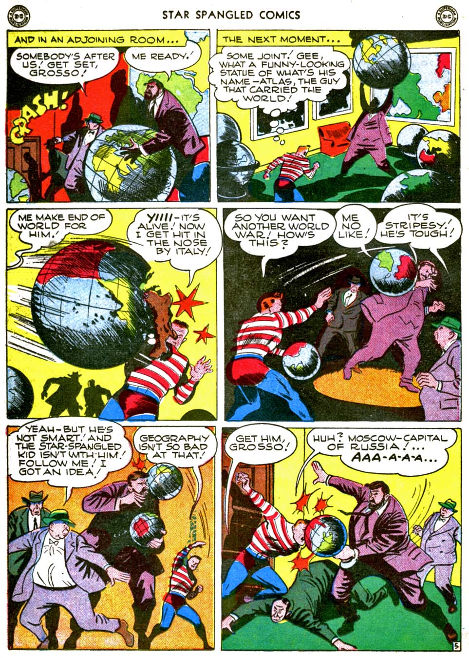 Star Spangled Comics (1941) issue 56 - Page 26
