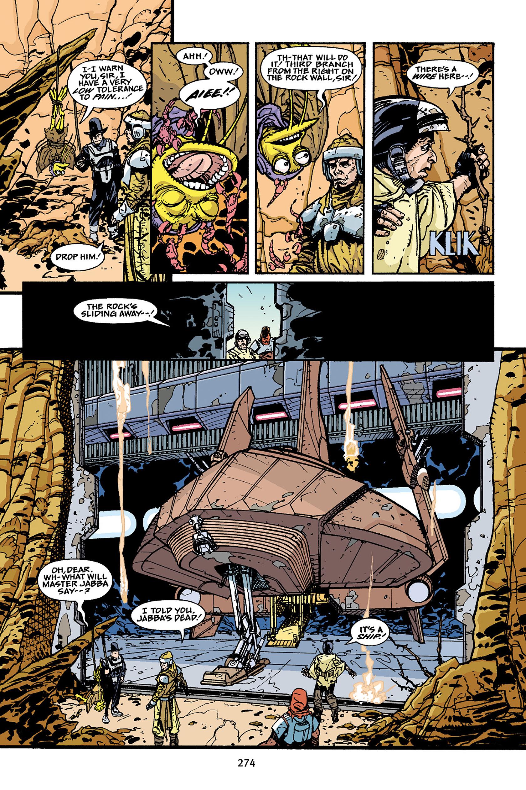 Read online Star Wars Omnibus comic -  Issue # Vol. 30 - 271