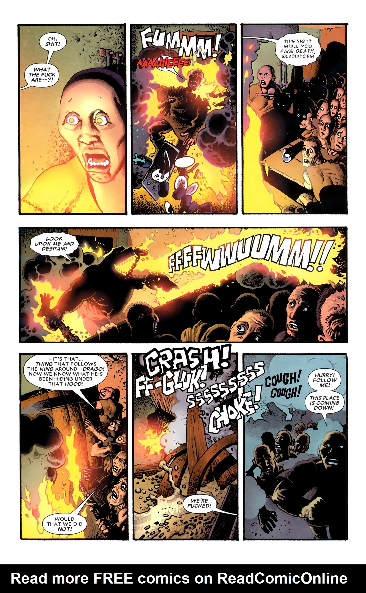 Read online Starr the Slayer comic -  Issue #3 - 16