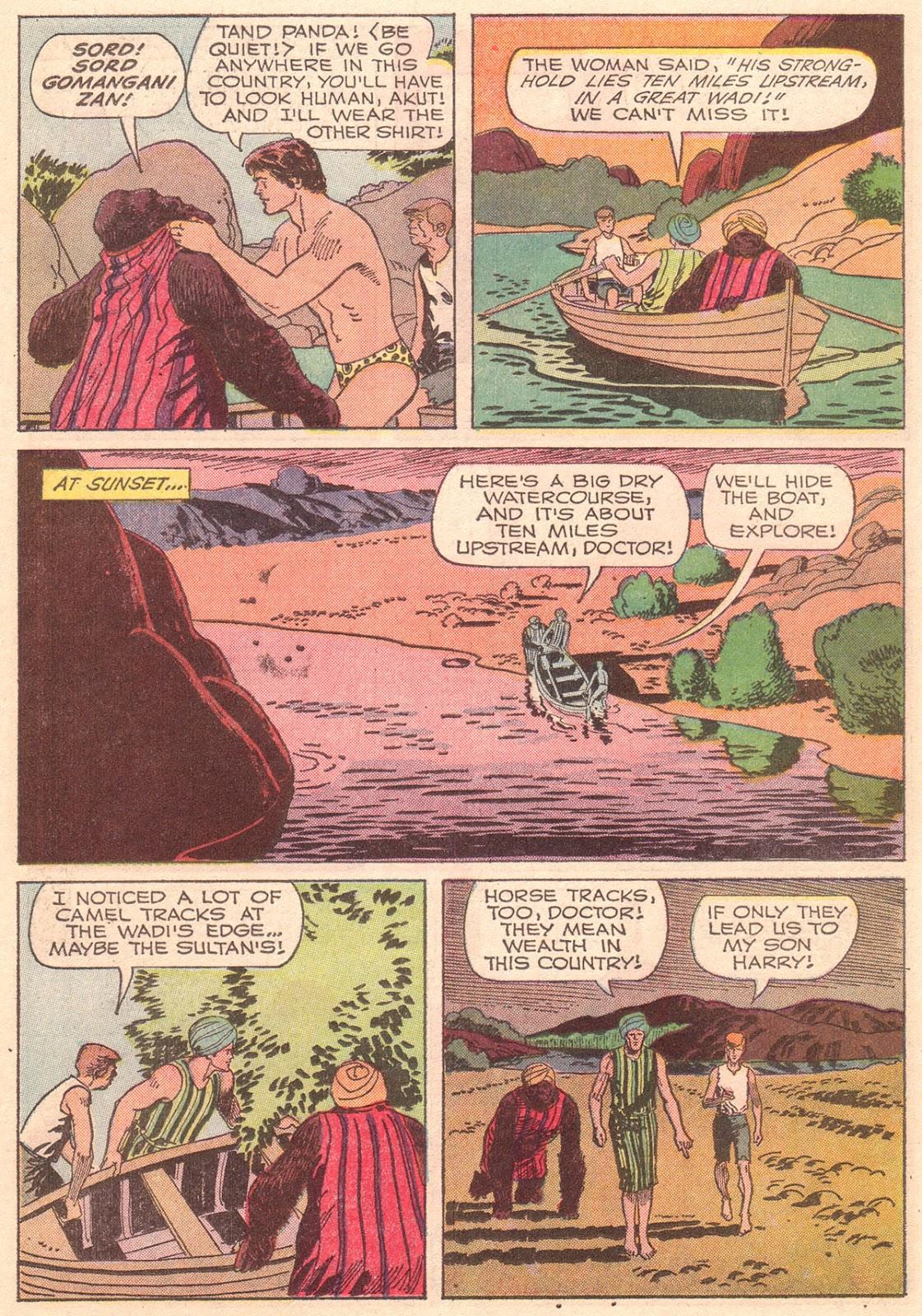 Korak, Son of Tarzan (1964) issue 35 - Page 14