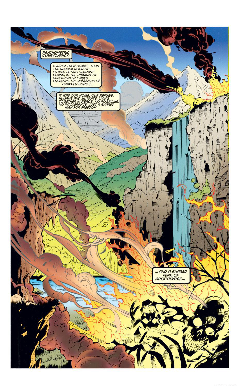 Read online X-Calibre comic -  Issue #2 - 3