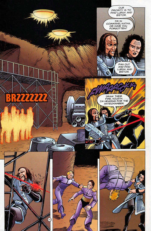 Read online Star Trek: Deep Space Nine - Lightstorm comic -  Issue # Full - 36
