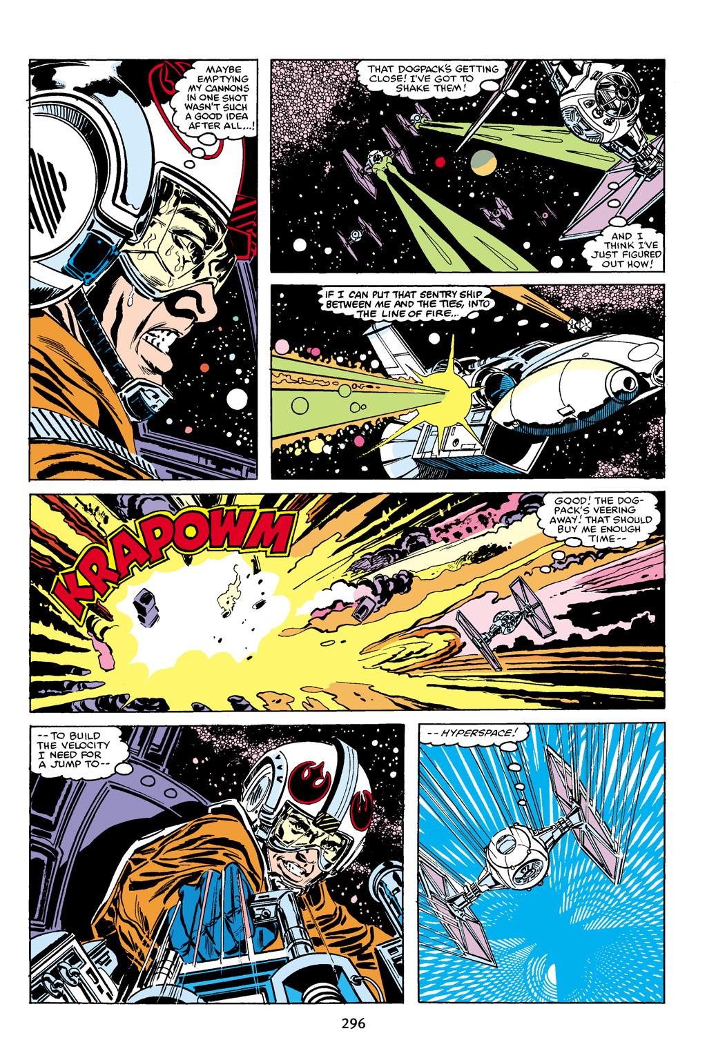 Read online Star Wars Omnibus comic -  Issue # Vol. 16 - 291