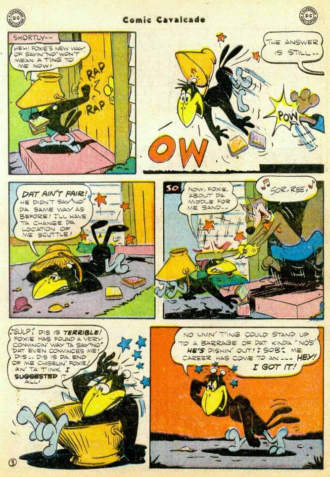 Comic Cavalcade issue 35 - Page 5