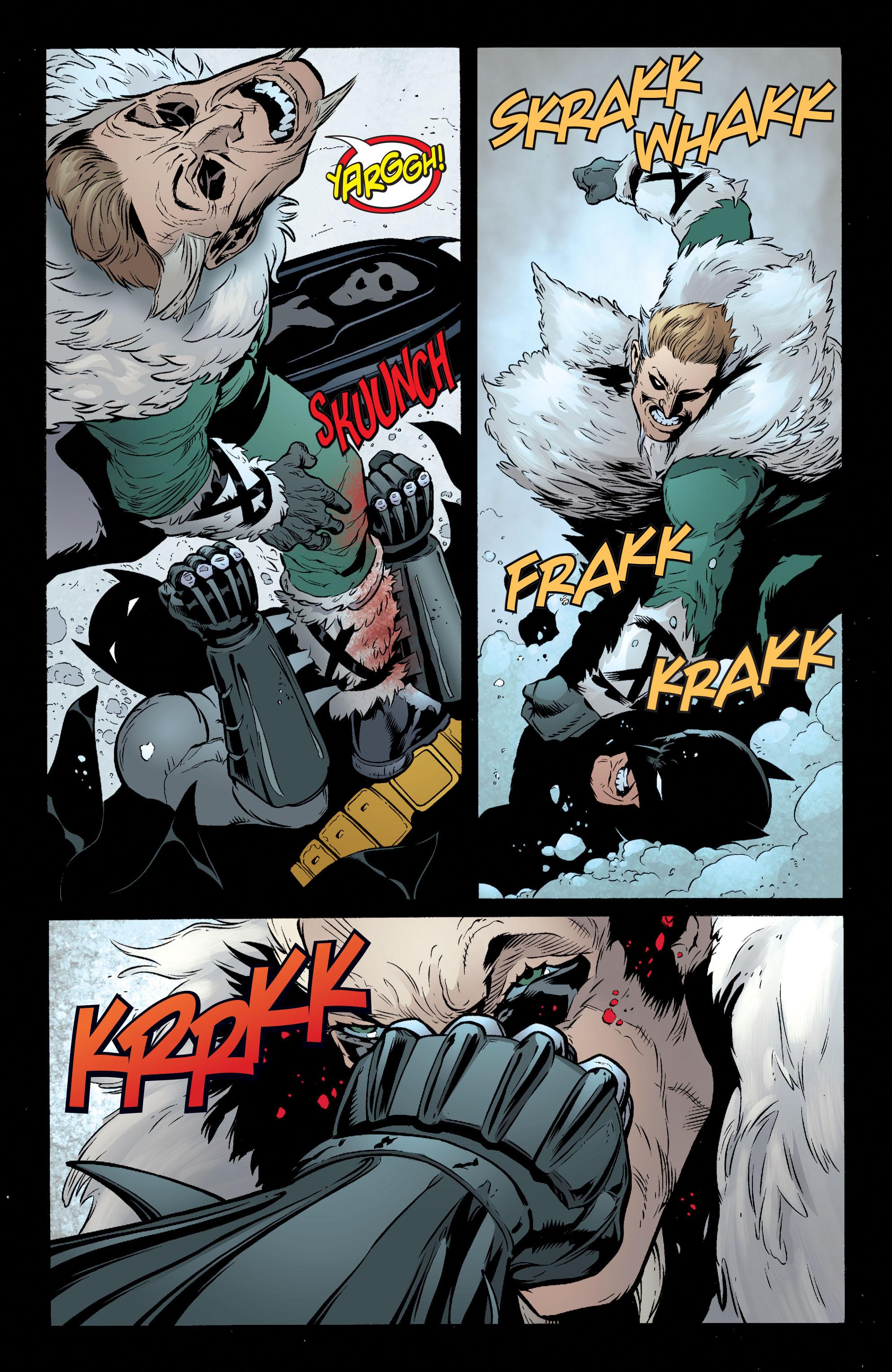 Read online Batman and Robin (2011) comic -  Issue #32 - Batman and Ra's al Ghul - 18