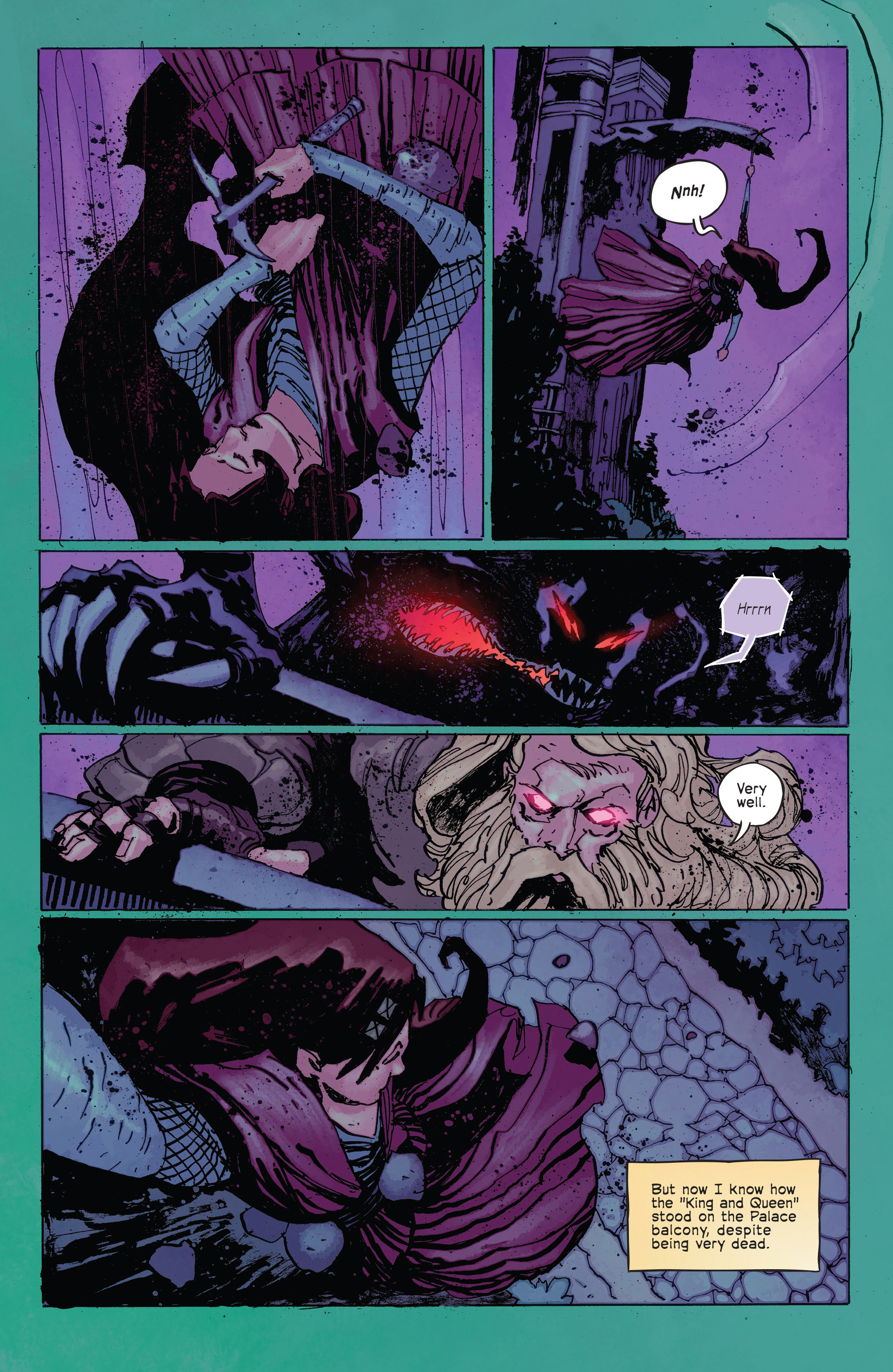 Read online Umbral comic -  Issue #2 - 6