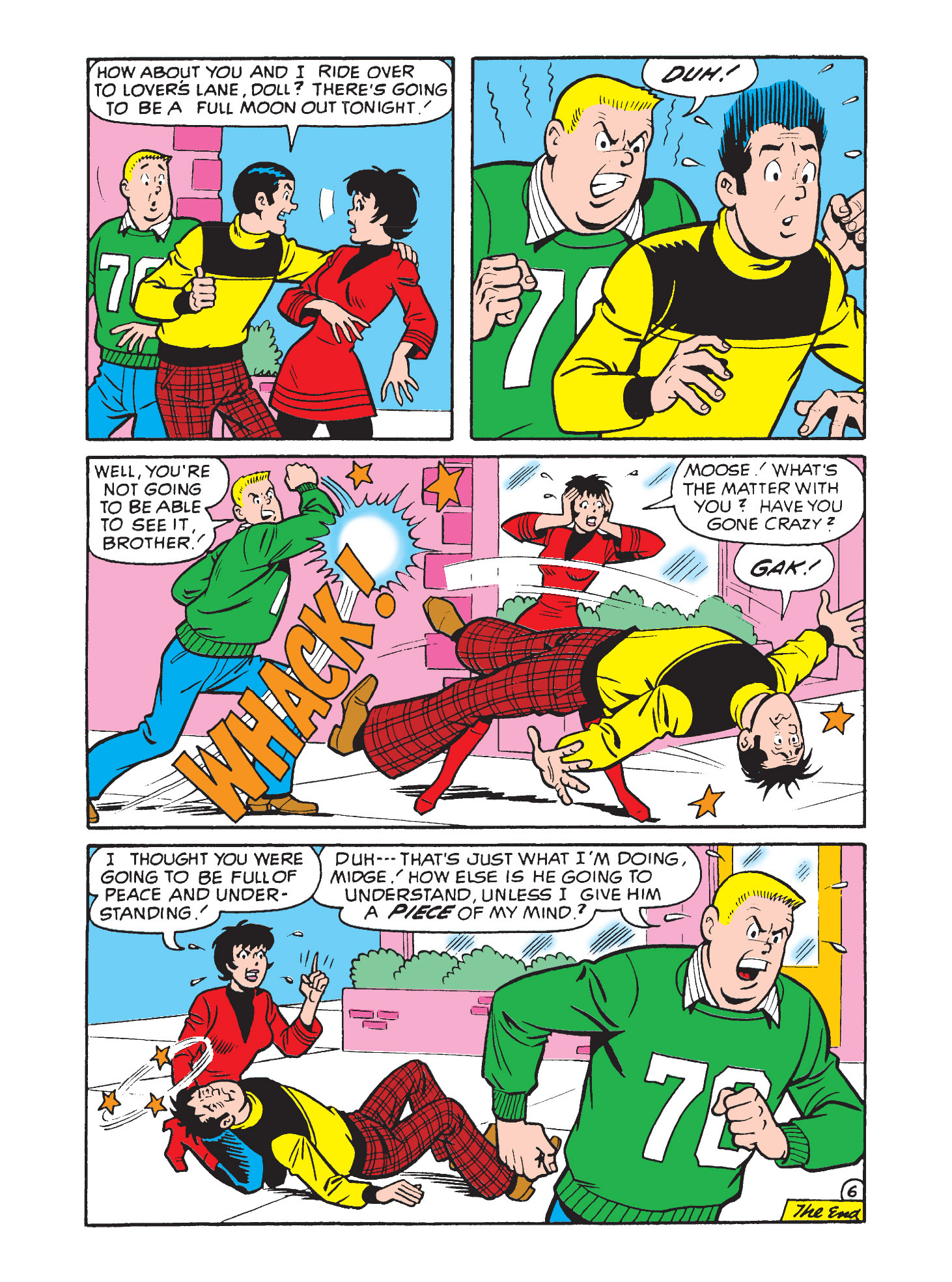 Read online Archie's Funhouse Double Digest comic -  Issue #9 - 33