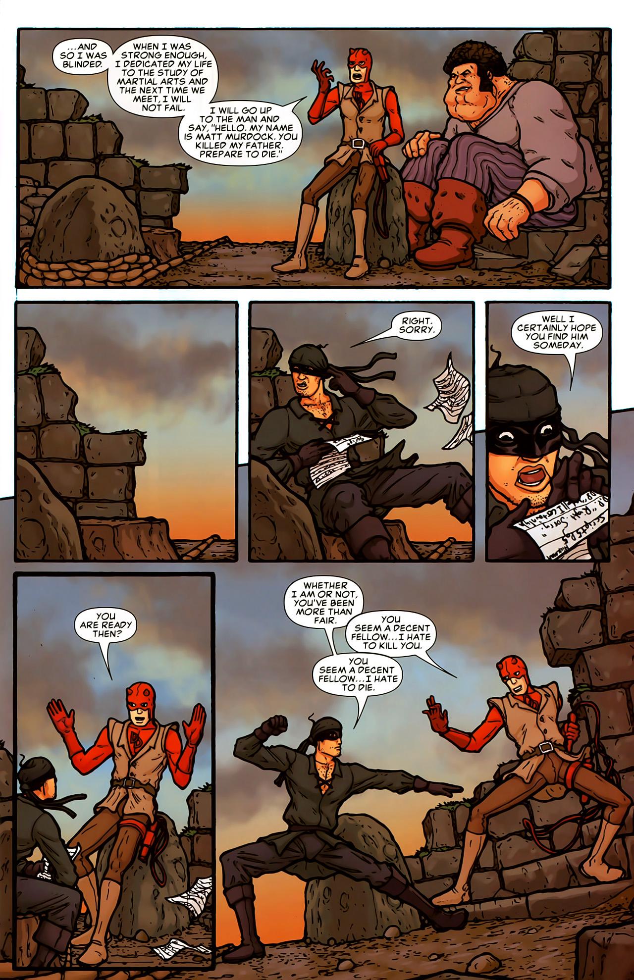 Read online Astonishing Tales (2009) comic -  Issue #5 - 31