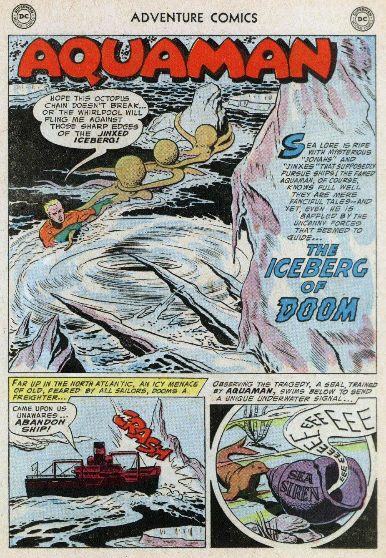 Read online Adventure Comics (1938) comic -  Issue #236 - 17