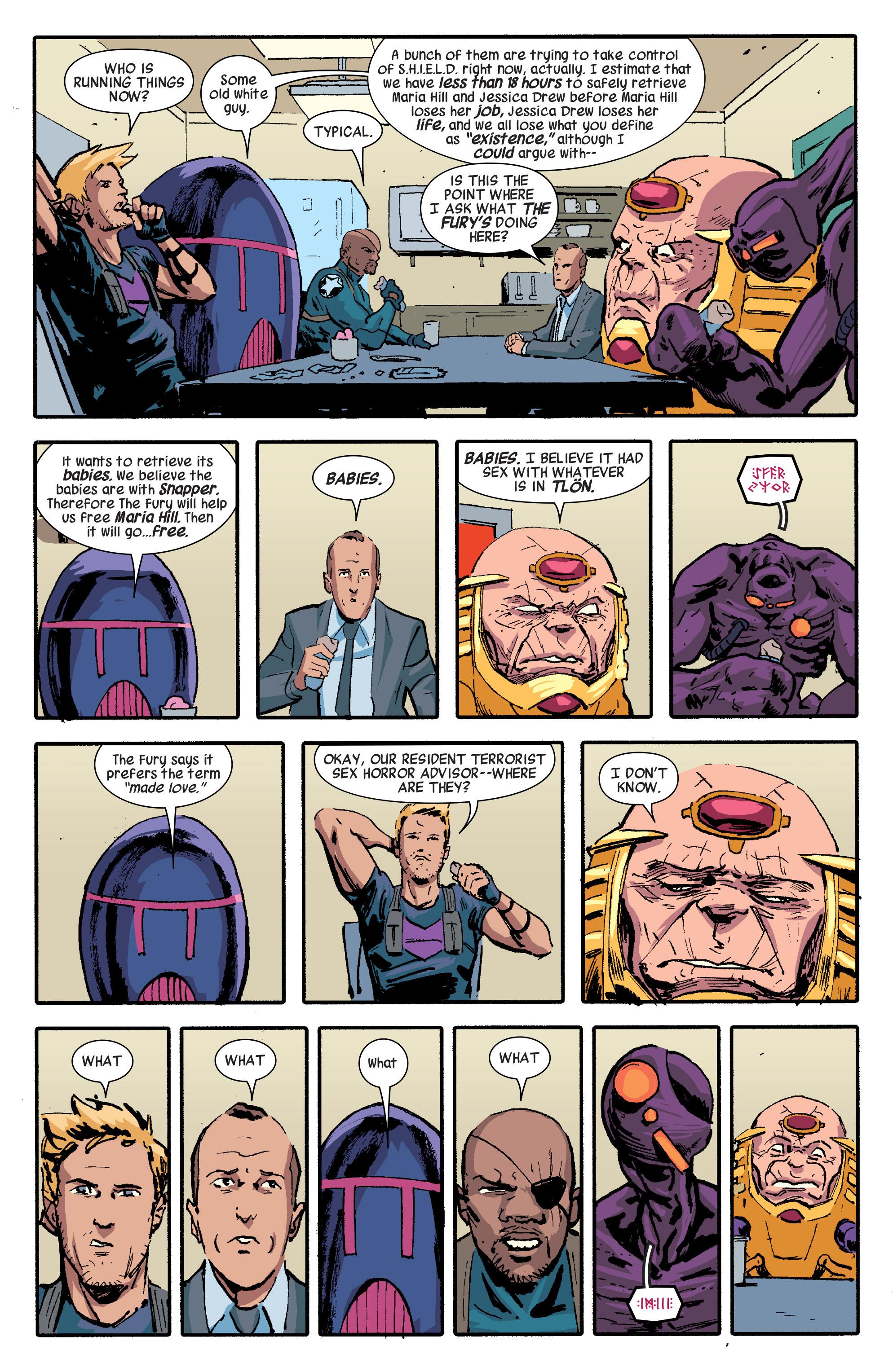 Read online Secret Avengers (2014) comic -  Issue #12 - 14