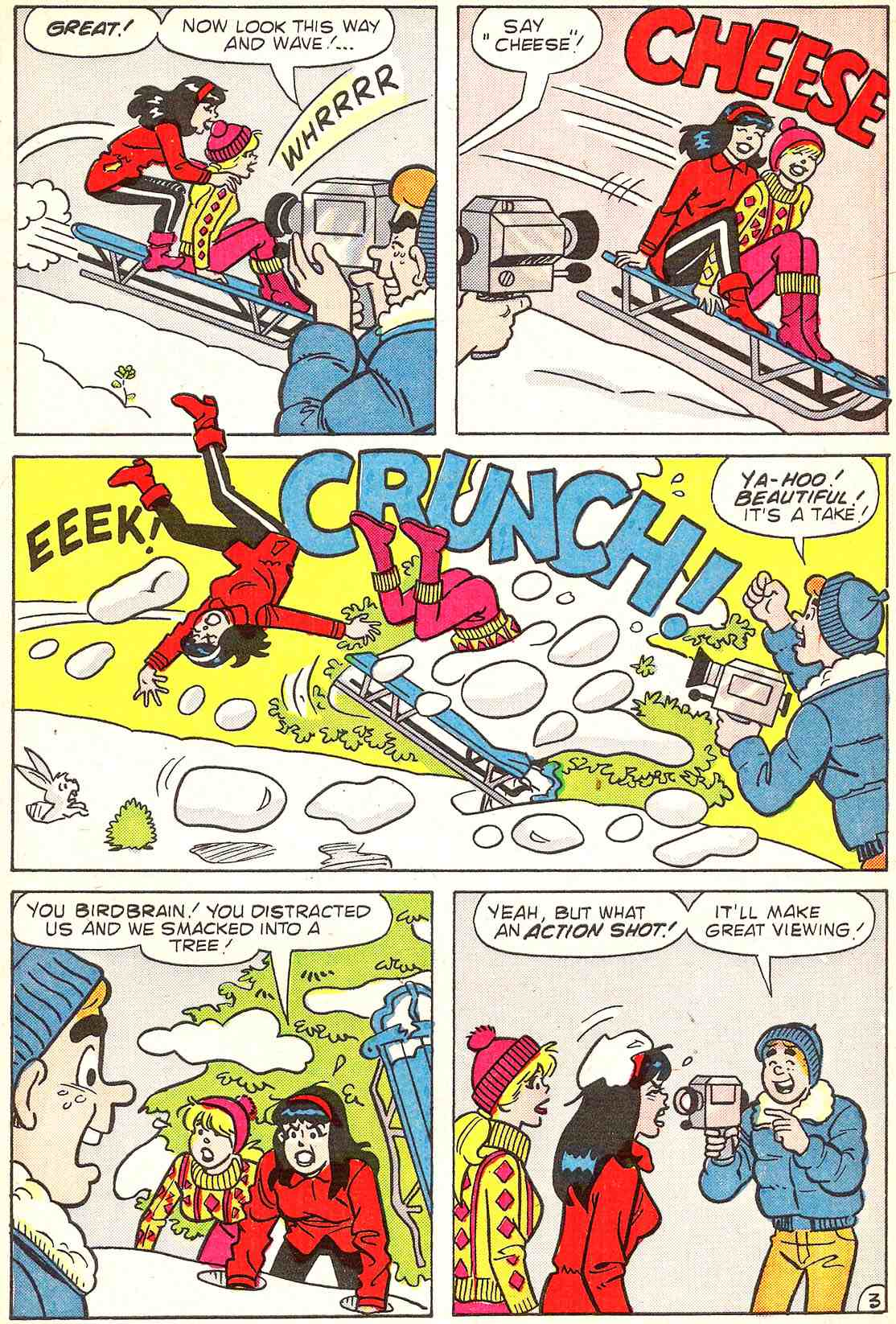 Read online Archie's Girls Betty and Veronica comic -  Issue #341 - 5