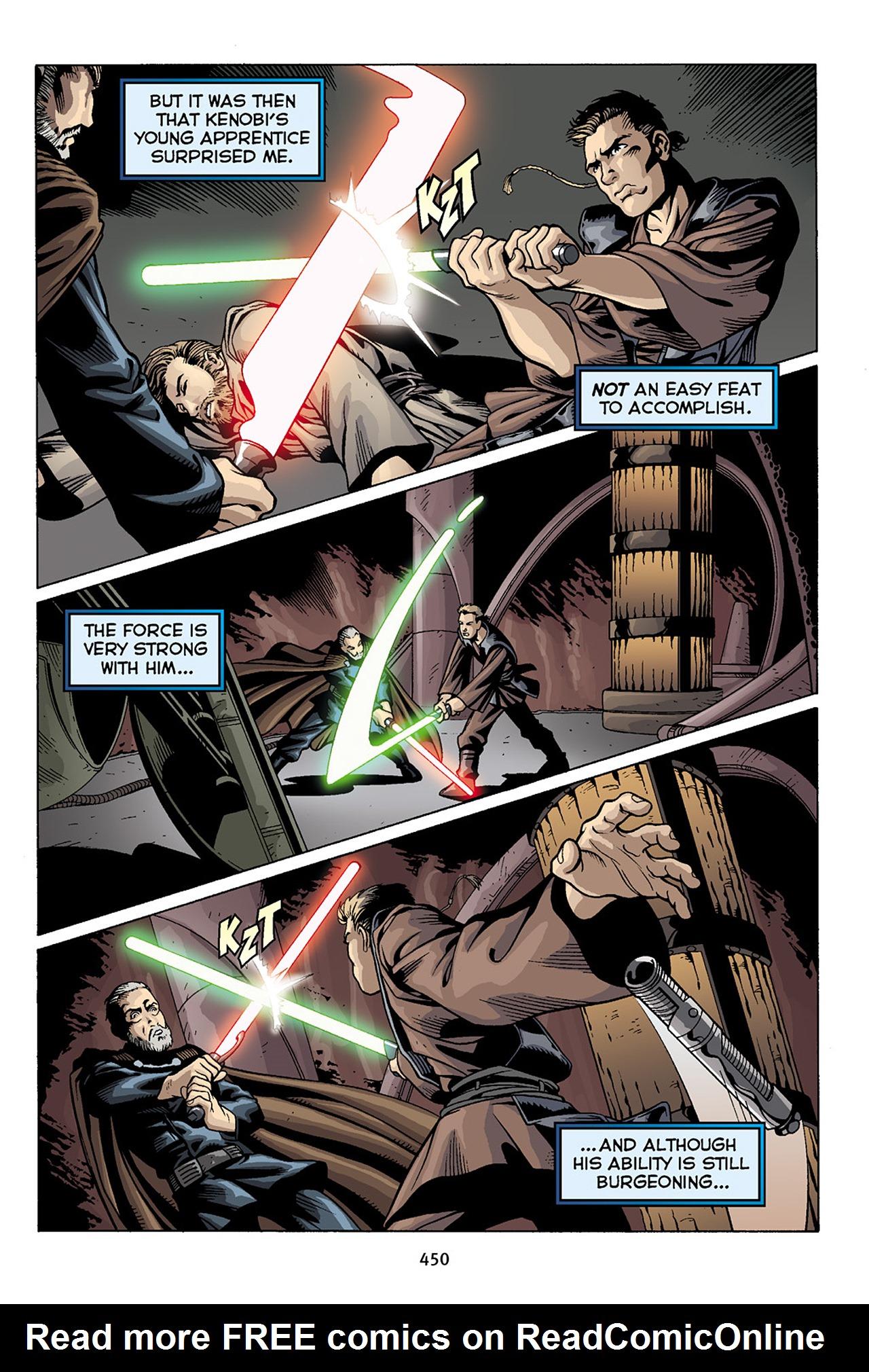 Read online Star Wars Omnibus comic -  Issue # Vol. 10 - 443