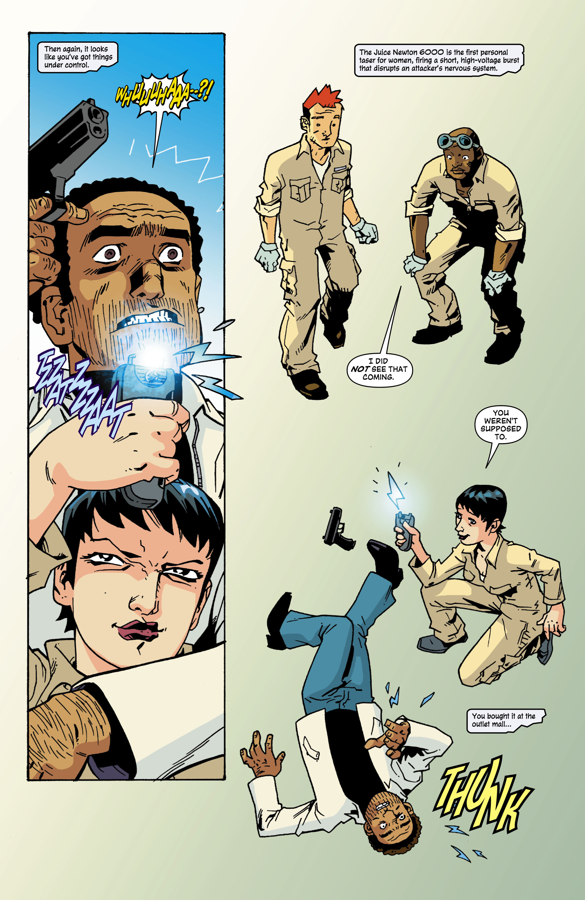 Read online Red Herring comic -  Issue #6 - 3